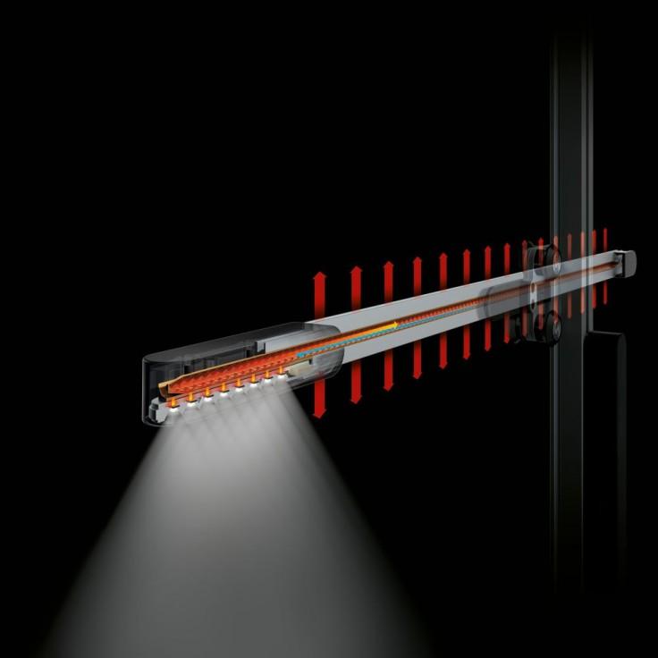 Dyson CSYS - Heat Pipe